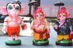 விநாயகர் சதுர்த்திக்கு விற்பனைக்கு  வந்த 'சோட்டாபீம்' கணேசா சிலைகள்