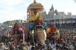 தசரா கொண்டாட்டங்களை இல்லாமல் ஆக்கிய கொரோனா