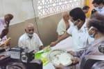 திருச்செந்தூர், திருத்தணி, சமயபுரத்தில் 3 வேளை அன்னதான திட்டம் துவக்கம்