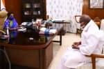 புதுச்சேரியில் மருத்துவ சுற்றுலா கவர்னருடன் முதல்வர் ஆலோசனை