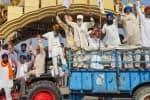விவசாயிகள் பந்த்: பெரும் ஆதரவு இல்லை: டில்லியில் போக்குவரத்து ஸ்தம்பிப்பு