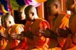 எல்லை பாதுகாப்பில் திபெத்தியர்கள்; புத்த பிட்சுக்களிடம் ஆசி கேட்கும் சீனா