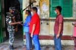மம்தா போட்டியிடும் பவானிப்பூர் இடைத்தேர்தலில் குறைவான ஓட்டுப்பதிவு
