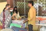 தன்னார்வ அமைப்புகள் சார்பில் 'காந்தியை பேசுவோம்' விழா