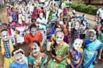 மதுரையில் காந்தி ஜெயந்தி விழா கொண்டாட்டம்