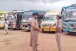 போலீஸ் மொபைல் குழு தேர்தல் பணி ஒதுக்கீடு