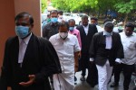 குவாரி முறைகேடு வழக்கு: அமைச்சர், எம்.பி., ஆஜர்