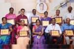 ஆசிரியர்களை ஊக்குவிக்கும் 'தினமலர்'; விருது விழாவில் புகழாரம்