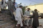 மசூதியில் குண்டு வெடிப்பு ஆப்கனில் 100 பேர் பலி