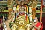 திருமலையில் மூன்றாம் நாள் பிரமோற்சவம்:  சிம்ம வாகனத்தில் மலையப்ப சுவாமி