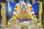 உலகளந்த பெருமாள் கோவிலில் நவராத்திரி விழா