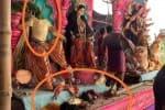 வங்க தேசத்தில் கோவில்கள் சூறை; துர்கா பூஜை விழாவில் வன்முறை