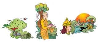ஐம்பெரும் காப்பியங்கள் கதை | பட்டம் | PATTAM | tamil weekly supplements