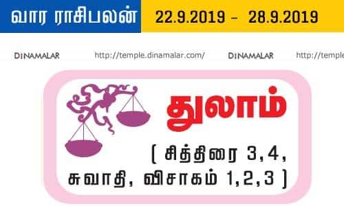 dinamalar horoscope in english