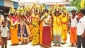 படவேட்டம்மன்  கோயில் தீ மிதி திருவிழா