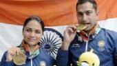 ஆசிய விளையாட்டு: இந்தியா முதல் பதக்கம்