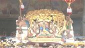 கல்ப விருக்ஷ வாகனத்தில் மலையப்ப சுவாமி