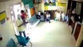 வங்கி கேஷியர் கொலை: சிசிடிவி காட்சி வெளியீடு