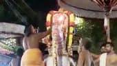 காஞ்சியில் அன்ன வாகனத்தில் முருகன் வீதியுலா