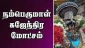 நம்பெருமாள் கஜேந்திர மோட்சம்