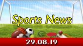 விளையாட்டுச் செய்திகள் | Sports News 29-08-2019 | Sports Roundup | Dinamalar