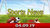விளையாட்டுச் செய்திகள் | Sports News 04-09-2019 | Sports Roundup | Dinamalar