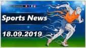 விளையாட்டுச் செய்திகள் | Sports News 18-09-2019 | Sports Roundup | Dinamalar
