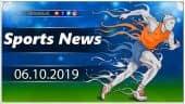 விளையாட்டுச் செய்திகள் | Sports News 06-10-2019 | Sports Roundup | Dinamalar