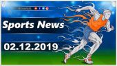 Tamil Celebrity Videos விளையாட்டுச் செய்திகள் | Sports News 02-12-2019 | Sports Roundup | Dinamalar