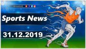 விளையாட்டுச் செய்திகள் | Sports News 31-12-2019 | Sports Roundup | Dinamalar