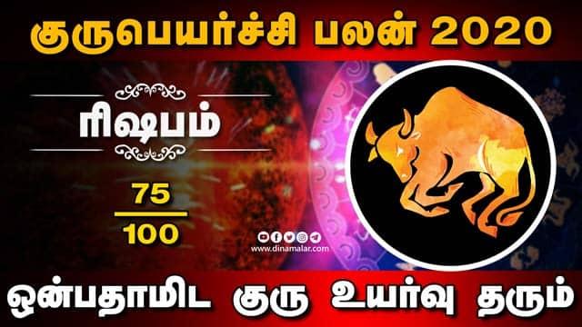 குரு பெயர்ச்சி : ஏகாதசியன்று பெருமாளுக்கு விரதம் இருப்பது நல்லது  | Rishabam | Guru Peyarchi 2020-21