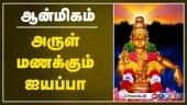 அருள் மணக்கும் ஐயப்பா  | Swamy Ayyappan | Sabarimalai