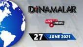 இன்றைய ராசிபலன் | 28-JUNE-2021 | Horoscope Today | Dinamalar