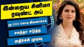 இன்றைய சினிமா ரவுண்ட் அப் | 04-10-2021 | Cinema News Roundup | Dinamalar Video