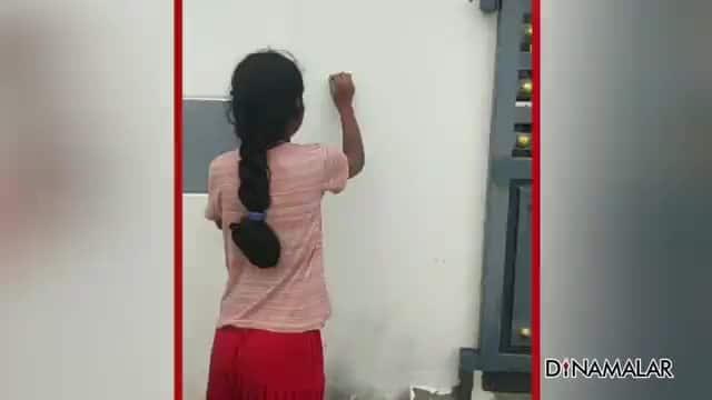 கந்தனின் வேல் போட்டி - ஸ்ரீஜனனி, தேனி