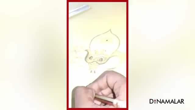 கந்தனின் வேல் போட்டி - மவுனிகா  கோவை