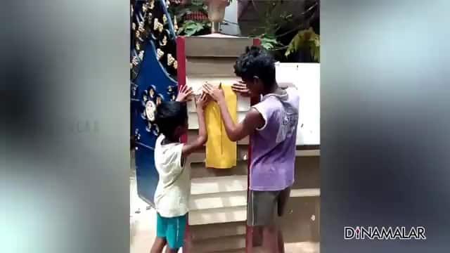 கந்தனின் வேல் போட்டி - சித்ரா