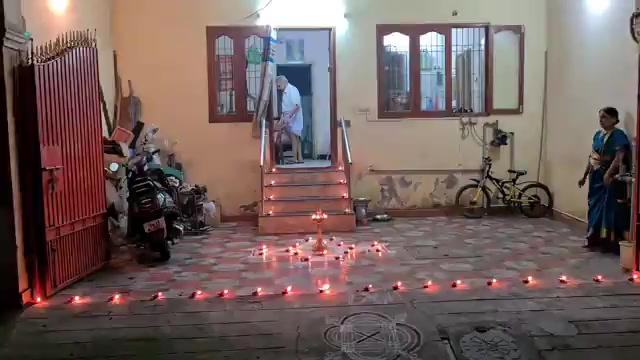 வரலட்சுமி முத்துசாமி, சென்னை