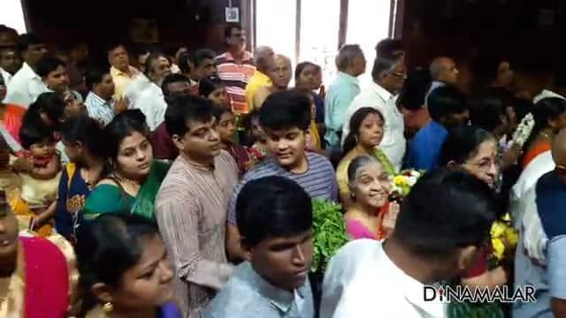 2019 புத்தாண்டு  கோயில்களில் சிறப்பு வழிபாடு