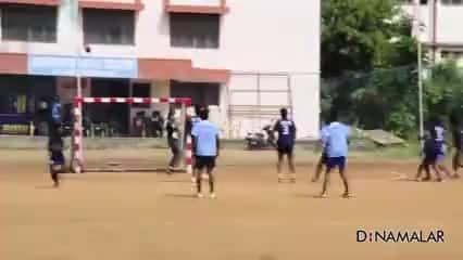 கைப்பந்து: நேரு, என்.ஜி.எம்., வெற்றி