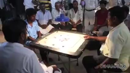 மாநில கேரம்: சென்னை வீரர்கள் அசத்தல்