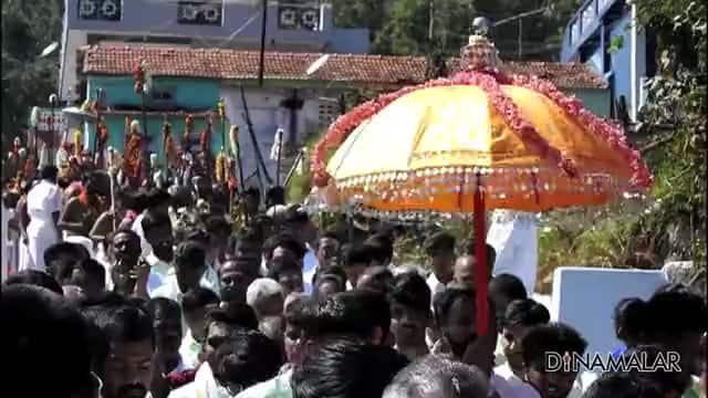 ஹெத்தையம்மன் பண்டிகை உற்சாகம்