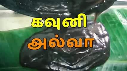 கவுனி அல்வா