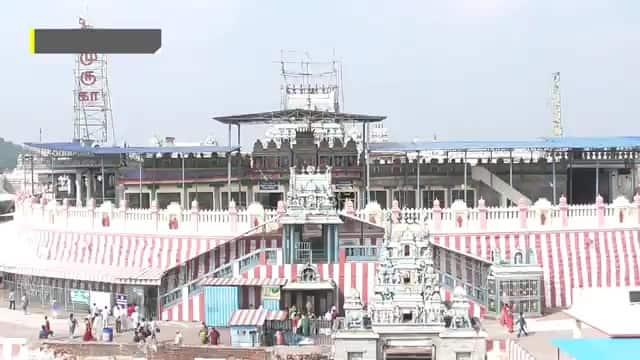 திருத்தணி கோயிலில்  ஆடிப்பூரத் திருவிழா