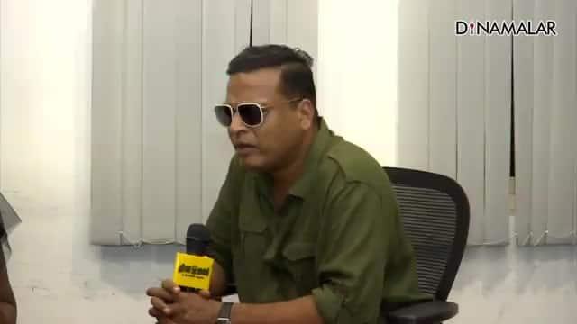 நான் ஓவரா நடிக்கிறேனு சொல்வாங்க..டாடி ஜான் விஜய் ரகள..