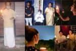 இரவில் பிரகாசித்த இந்தியா - பிரதமரின் அழைப்புக்கு திரைப்பிரபலங்களும் ஒத்துழைப்பு