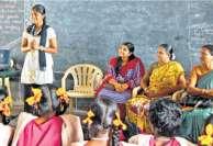 மாசில்லா மதுரை: பள்ளியில் படிப்பு; விடுமுறையில் விழிப்புணர்வு; அசத்தும் ஆர்வமுள்ள ஆர்த்தி