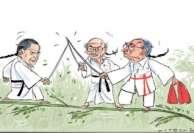 """எம்.பி., பதவிக்கு மார்க்சிஸ்ட் கம்யூ.,வில் குடுமிப்பிடி  : """"சீட்'டுக்கு தவமாய் தவமிருக்கும் தா.பாண்டியன்"""