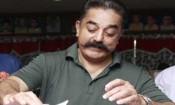 நடன இயக்குனர்கள் சங்க தேர்தல் : ஓட்டளித்த கமல்