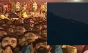 சபரிமலையில் மகரஜோதி தரிசனம்: பக்தர்கள் பரவசம்